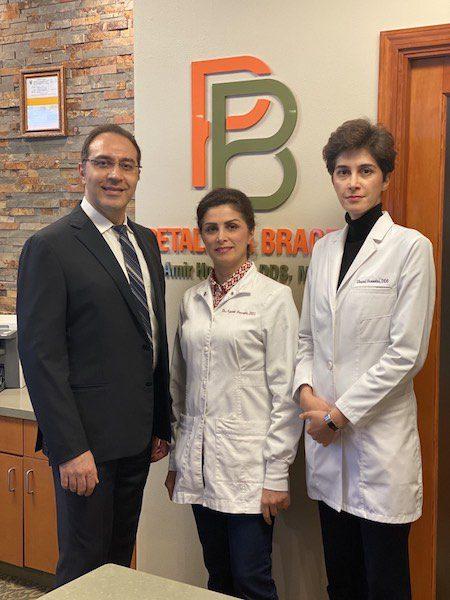 Drs. Amir, Azadeh, and Ghazaleh Hosseini